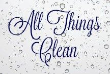 All Things Clean / This board is for sharing Cleaning Tips and Tricks. Please keep pins on the topic of cleaning. To be added to the group, please follow me and then email me at lemonslavenderlaundry@gmail.com to be added. / by Lemons, Lavender, & Laundry