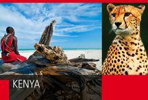 Kenya / Qui il tempo si è fermato. Tra jungla e savana, tra boschi e deserti, in compagnia di leoni, zebre, giraffe ed elefanti.