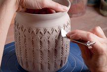 techniki ceramiczne