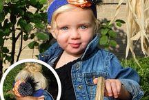 Hair Pretties & More / Baby girls hair wardrobe.