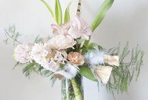 Centros y Jarrones de Flores