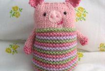 Knitting/Knook/Knifty  / by Carol (ramblingoftherose.wordpress.com)