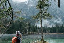 Outdoor und Wanderlust