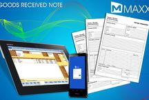 Goods Received Note  / Goods Received Note is a document used in businesses for recording details of goods received. MAXX provide this feature to its users in order to assure the sender that the sent goods have arrived safely.... http://maxxerp.blogspot.in/2013/11/goods-received-note-goods-received-note.html