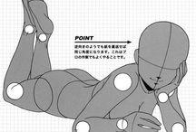 Szkice / Manga/Anime