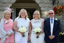 Maritas Flowers - Sam Rigby Photography - 12th August 2017 / #MaritasFlowers (www.maritasflowers.co.uk) at the wedding of Karen & Rachel 12th August 2017 - Sam Rigby Photography (www.samrigbyphotography.co.uk)