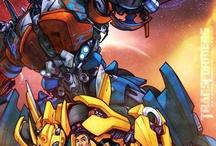 Transformers / Robotter
