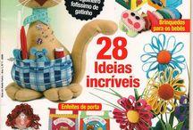 Revista de feltro