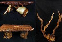 Rocky Mountain Twist - Juniper Log Furniture