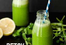 detox/eating well / by Kayla Weston