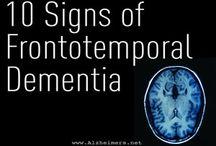 Frontal Temporal Dementia