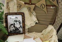 Wedding anniversaries / Present ideas for wedding anniversaries.