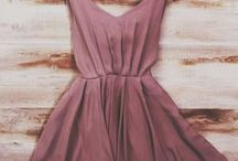 Wedding dress / Dresses ideas for bridesmaid.