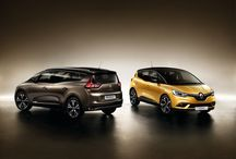 New Renault GRAND SCENIC / The 2016 Geneva Motor Show in March saw Renault take the wraps off the new SCENIC, a striking, compact MPV with pioneering proportions and, in an unprecedented move, 20-inch wheels as the standard fitment across the range. It is now the turn of the new GRAND SCENIC to break cover and extend the Scénic line-up.