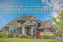 Luxury Living / Luxury Living: Views of Million Dollar Properties in Louisville KY Real Estate.