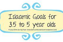 parenting-islamic advice / islamic advice about raising children