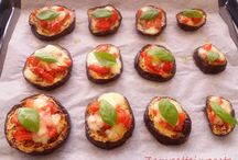 Ricette con le melanzane - Recipes with eggplants