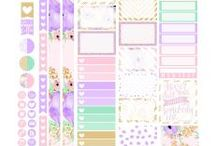 planner stickers for personal size