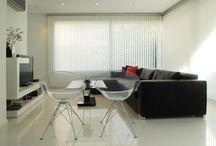 Living Room / Interior Design. Selection of Livings Rooms.