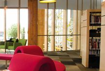 Libraries / Library Interiors