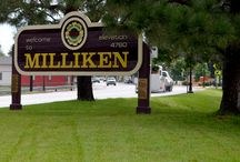 """Milliken Colorado I Weld County / Milliken, known as the """"Hub of Northern Colorado"""", is a fast growing vibrant community, which sits six miles east of I-25 on Colorado Highway 60. Milliken offers a pristine quality of life to its residents in a true rural Colorado setting."""