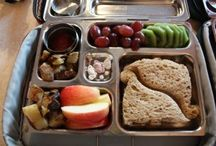 school lunch ideas / by Jaime Gordon