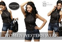 Western Wear / Find out a great range of high fashion, western dresses......