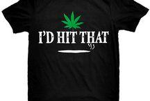 Marijuana Clothing / Awesome casual marijuana clothing