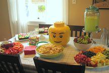 Lego star wars birthday / by Rikki Cox