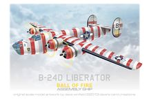 "Aircraft Artwork / These are the artworks I create for my Paper Model Kit Covers. I don't always have completed models to photograph, so I decided to do artwork ""mockups"" of the finished models. I use the Paper Models as the basic template for all the artworks."