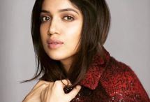 Bhumi Pednekar / Bhumi Pednekar is an Indian film actress. After working as an assistant casting director for several years for Yash Raj Films, she signed a three-film deal with the company as an actress and made her film debut with a leading role in the 2015 romantic comedy Dum Laga Ke Haisha–which won her a Filmfare Award for Best Female Debut.
