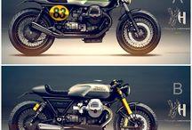 Moto Guzzi inspiration