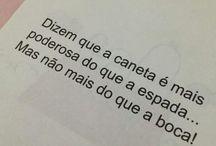 Aqui é em Português :) / by Clô Az