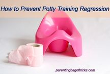 Toddlers Potty Training / Good to know!