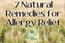 Healing Bodies / Natural remedies to treat colds and illnesses.