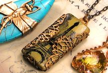 Unique Jewelry / Handmade one-of-a-kind and limited run jewelry in both vintage inspired designs and sleek modern styles