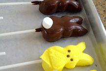 Easter baking and crafts