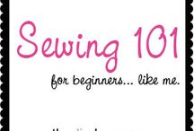 Sewing 101 / by Kelli Payne