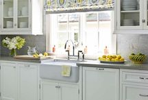 A kitchen makes a home