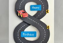 Car  themed birthday party / by Susan Strohl