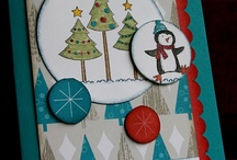 Christmas Card Ideas / Holiday cards to possibly make / by Lisa Spaeth