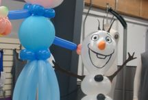 Frozen / Globos