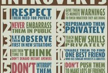 The care and feeding of introverts