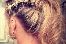 Hair styles / by Kelsey Jury