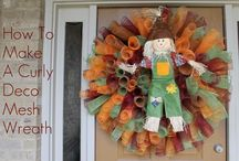 Wreaths / by Susan Nichols
