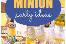 Minions Birthday!!