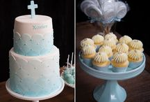 First Eucharist cakes