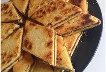 gâteau avec pâte de dattes