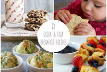 kiddo breakfast recipe