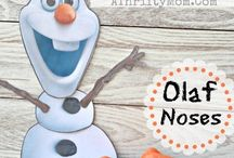 Girls' Frozen Birthday Party! / by Justin-Stephanie Hairr